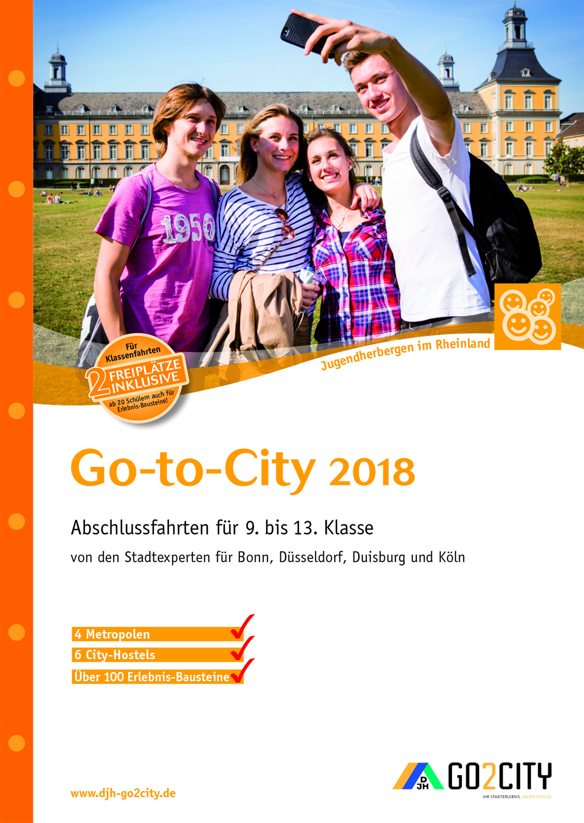 Go-to-City 2018